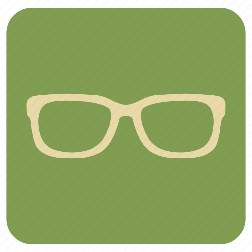 glasses, shopping, supermarket icon