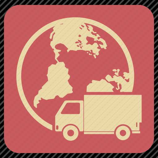 import, shopping, supermarket icon