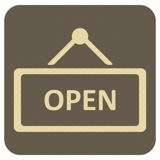 Open, shopping, supermarket icon - Download on Iconfinder