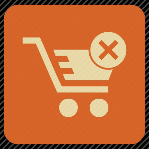 shopping, supermarket, trolley icon