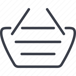 basket, buy, sale, shopping icon
