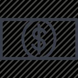 buy, cash, dollar, money, shopping icon
