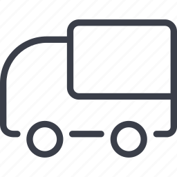 business, car, delivery, shopping, transport, transportation, vehicle icon