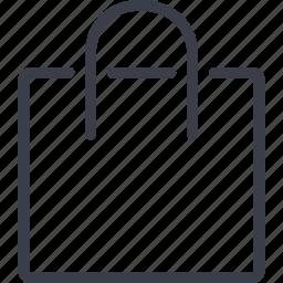 bag, basket, buy, shopping icon