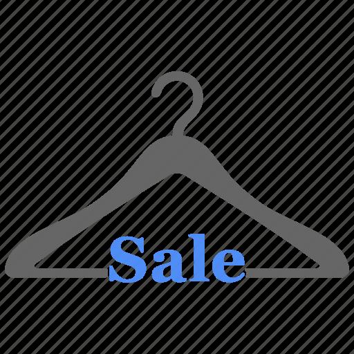 ecommerce, hanger, online, promotion, sale, shop, shopping icon