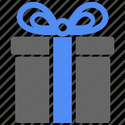 box, gift, shop, shopping icon