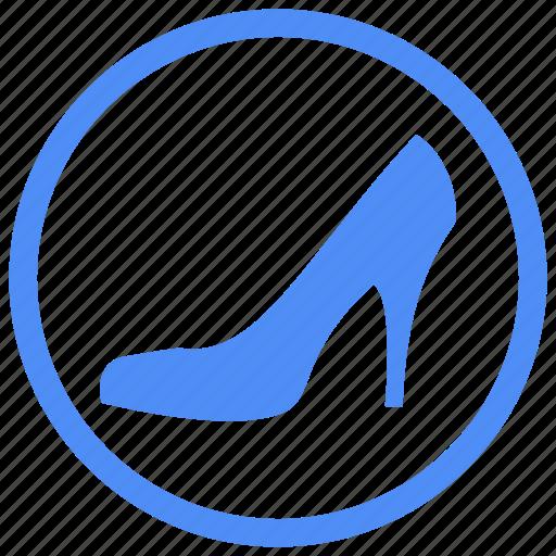 dress, heel, sale, shop, shopping, shose, store icon