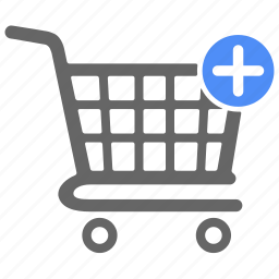 add, buy, cart, ecommerce, plus, shop, shopping icon