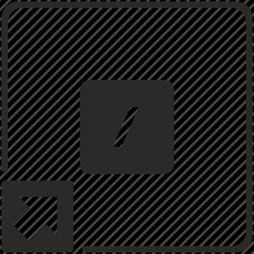 calc, calculator, divide, math, operation icon