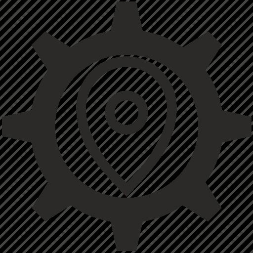 Geo, location, point, pointer icon - Download on Iconfinder
