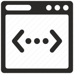 api, command, javascript, program, script icon