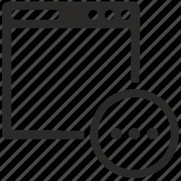 api, program, script icon