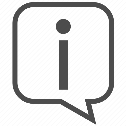 details, faq, help, info, information, sign icon