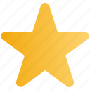 bookmark, favorite, like, sign, star