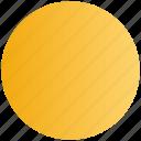 circle, record, shape, sign