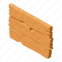 architecture, isometric, logo, object, panel, picket, wooden