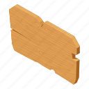 architecture, barrier, isometric, logo, object, picket, wooden