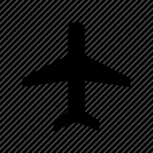 airplane, airport, flight, freight, mode, plane, take off icon