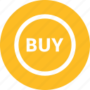 arrow, buy, sign