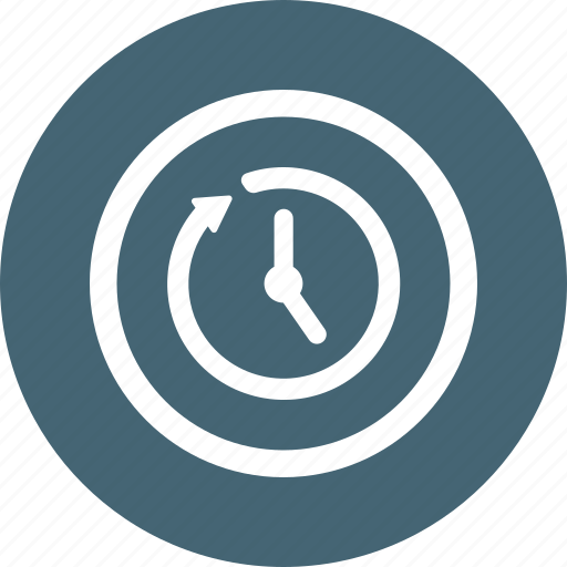 clock, deadline, time management, watch icon