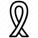 attention, awarenes, cancer, caution, creative, grid, medical, objects, prevent, shape, sign icon