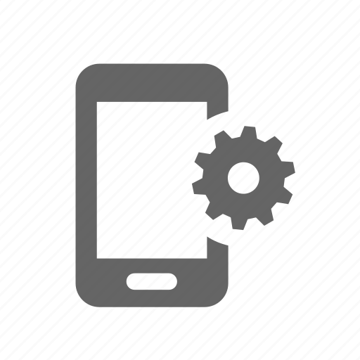 adjustment, cellphone, cellular, mobile, phone, settings, technology icon