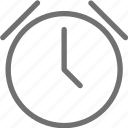 alarm, clock, watch