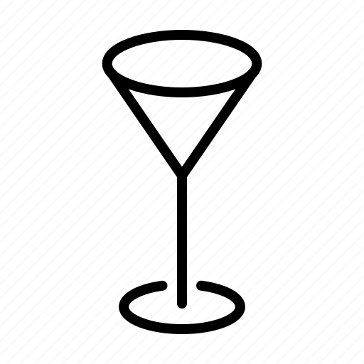 alcohol, cocktail, dinner, glass, wineglass icon