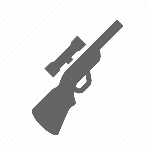 gun, handgun, hunting, popper, rifle, shotgun, weapon icon