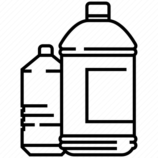 Bottle, bottled water, plastic bottle, recyclable icon - Download on Iconfinder