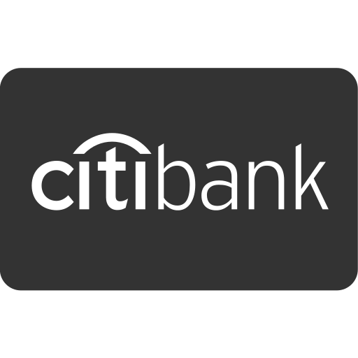 card, cash, checkout, citibank, online shopping, payment method, service icon