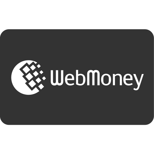 card, checkout, money transfer, online shopping, payment method, service, webmoney icon