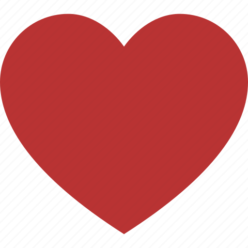 card, dating, heart, love, red, suit, valentine's day icon