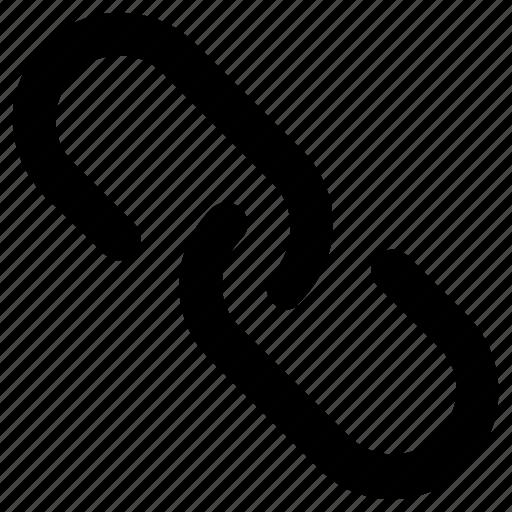 attachment, hyperlink, link icon