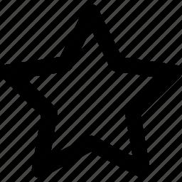 favorite, like, love, star icon