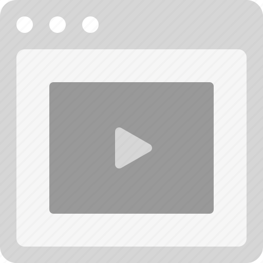 film, movie, video, video file, video popup, video thumbnail, youtube icon