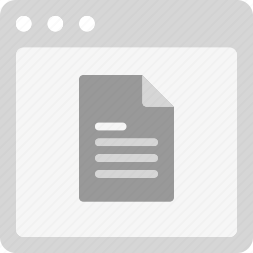 document, download file, file, text document icon