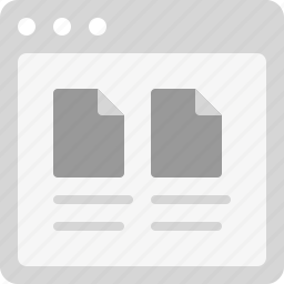 documents, documents list, files, files list icon