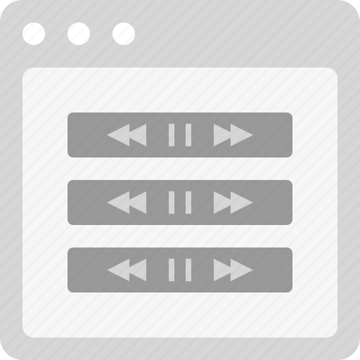 audio files, audio tracks, music files, podcasts icon