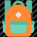 backpack, bag, fitness, gym, shopping, skate, sport