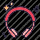 music, song, headphone, sound