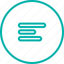 direction, menu, more, navigation, sign, skateshop icon