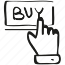 buy online, online shopping, shopping icon icon
