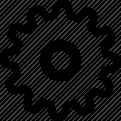 circle, cog, control, gear, settings icon