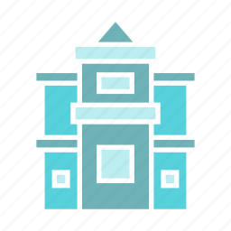 building, city, downtown, house, real estate, skyscraper, tower icon
