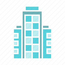 building, city, downtown, office, real estate, skyscraper, tower icon