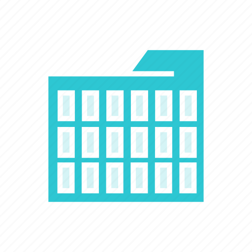 building, city, downtown, hotel, real estate, skyscraper, tower icon