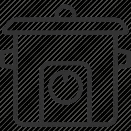appliance, appliances, cooking, household, kettle, kitchen, pot icon