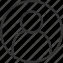 avatar, avatars, badge, face, profile, user icon