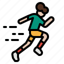 excercise, fitness, gym, sports, stretch icon